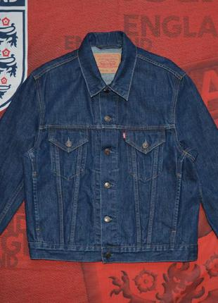 Levis 70550 denim jacket оригинальная джынсовка оригінальна дж...