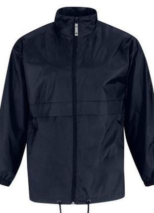 Дождевик лёгкая куртка водоотталкивающая ветровка жакет мужской