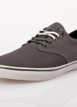 Кожаные туфли мокаcины низкие кеды скейтбординг кроссовки мужские