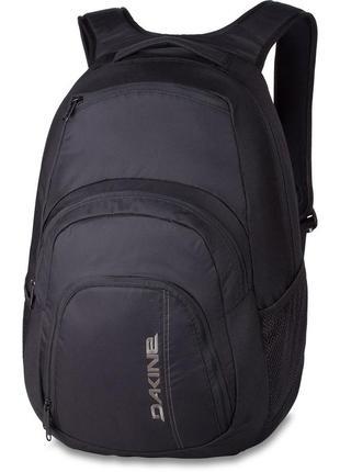 Рюкзак Dakine Campus 33L Backpack Black Оригинал городской Чёрный