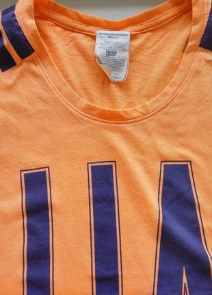 Хлопковая майка футболка спортивная оригинал under armour