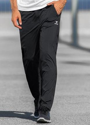 Спортивные брюки чёрные штаны с молниями оригинал
