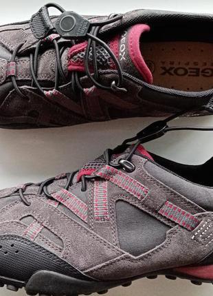 Кожаные кроссовки ботинки мужские туфли оригинал