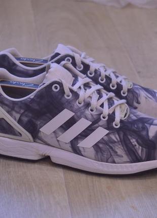 Adidas zx flux мужские кроссовки осень оригинал адидас