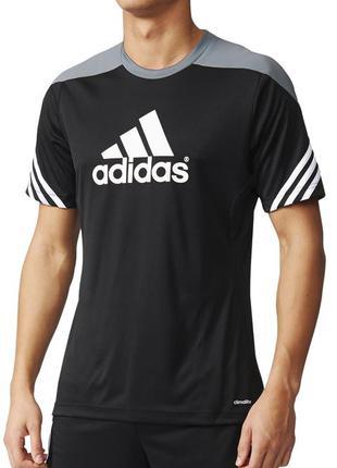 Спортивная футболка adidas climalite для тренировок оригинал