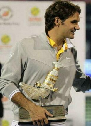Спортивная олимпийка теннисный жакет куртка оригинал