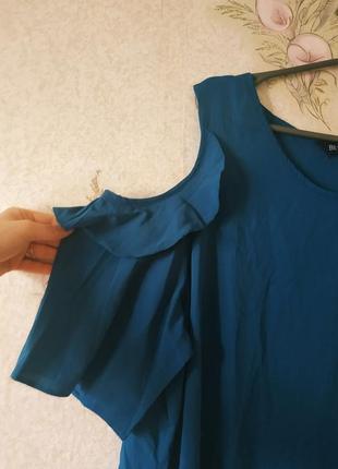 Розкошная блузка с открытыми плечами beyou