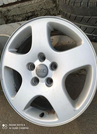 Диски литые Audi Volkswagen Seat Skoda R16(5*112)et45