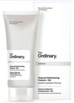 The Ordinary, Natural Moisturizing Factors + HA, 100 ml