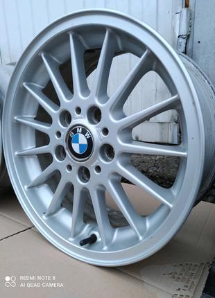 Диски литые BMW Volkswagen T5 Trafic Vivaro R16(5*120)et47