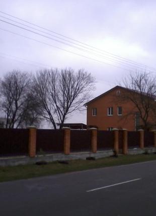 Обмен или продажа Дом + Склады под сем.бизнес м.Буча  Киевской об
