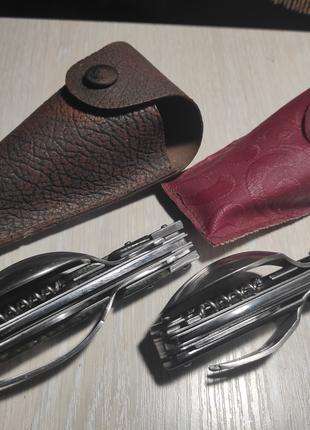 Нож складной, туристический СТИЗ Москва с чехлом
