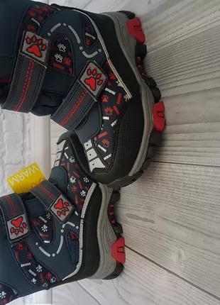 Зимние термо ботинки!