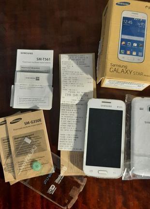 Смартфон Samsung SM-G350E Galaxy Star Advance Duos