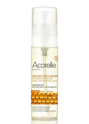 Средство Acorelle Anti-ingrown для предотвращения врастания волос