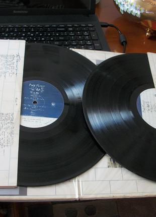 """Альбом группа """"Pink Floyd"""" , 1979-год, Стена, Оригинал тех времен"""