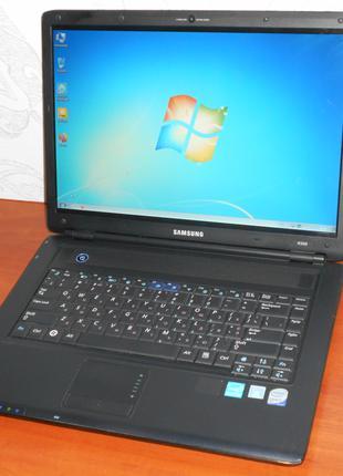 """Ноутбук Samsung R508 - 15,4"""" - 2 Ядра - Ram 2Gb -HDD 160Gb -Идеал"""