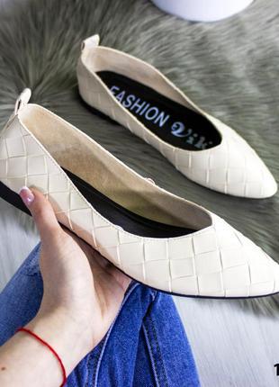 Балетки 1080 туфли