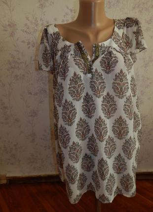 George блузка стильная модная р18 большой размер