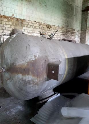 Воздухосборник В-10, ресивер (можно под ассенизатор)