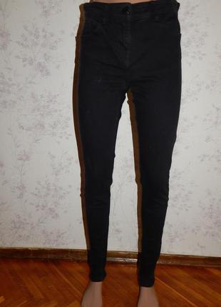 Next джинсы skinny стильные модные р8xl