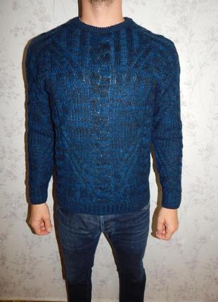 Cedar wood state свитер мужской вязаный стильный модный рs