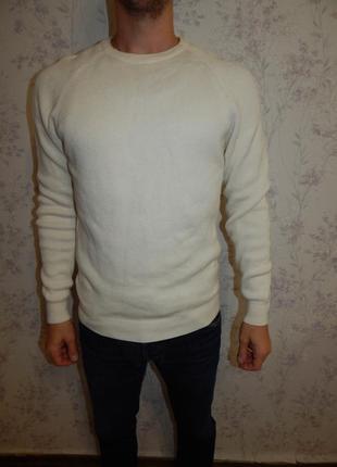 Next свитер мужской стильный модный рm