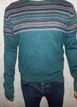 Cedar wood state свитер мужской тонкий стильный модный рl