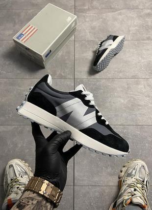 New balance 327 black