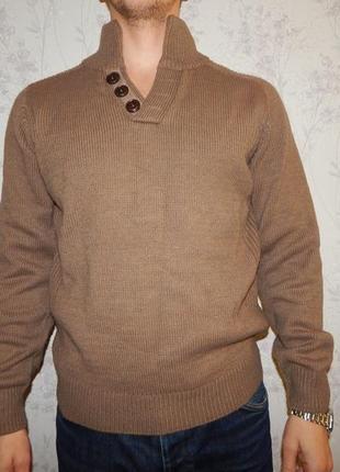 Industrialize свитер мужской стильный модный рм