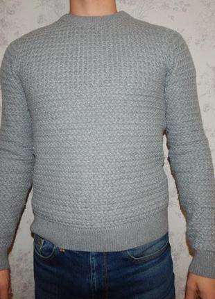 Next свитер мужской стильный модный рs