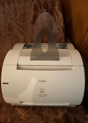 Принтер лазерный Canon Laser Shot LBP-1120 Отличный