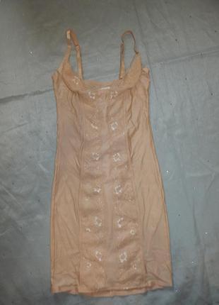 F&f чехол под платье утягивающий корректирующий фигуру рs новый