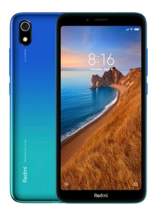 Xiaomi Redmi 7A 2/16 gb(Black,Matte blue)
