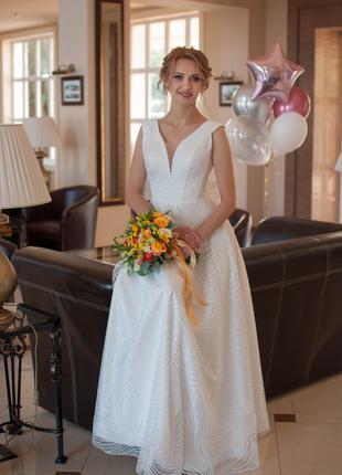 Продам свадебное платье 👰