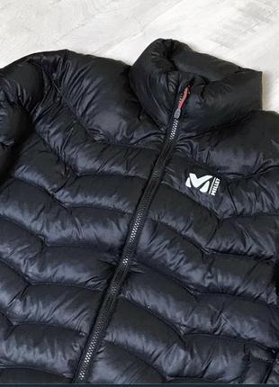 Пуховик millet m lite down jacket salewa mammut marmot rab