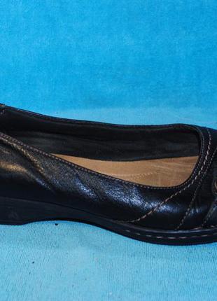 Туфли балетки clarks 42 размер