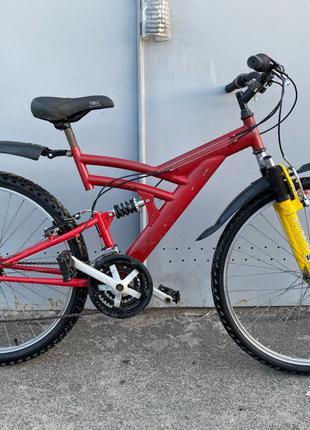 Велосипед Azimut 26 Двухповесный