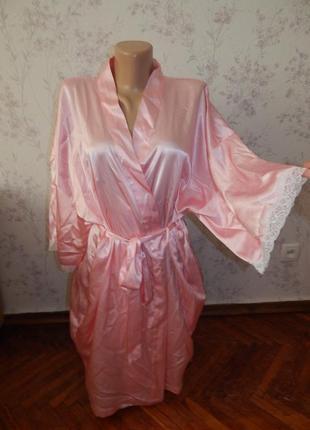 Matalan халат атласный р16-18 большой размер
