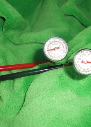 Термометр из нержавеющей стали кухонный