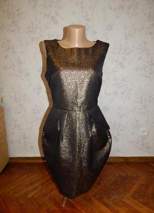 Lipsy платье очень нарядное выпускное , стильное модное р12
