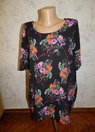 Matalan блузка стильная модная р20 большой размер