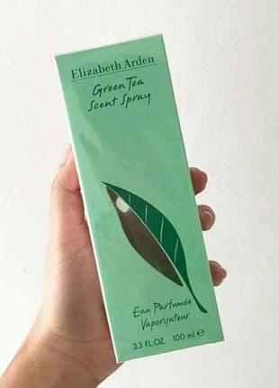 Женская парфюмированная вода Elizabeth Arden Green Tea Scent Spra