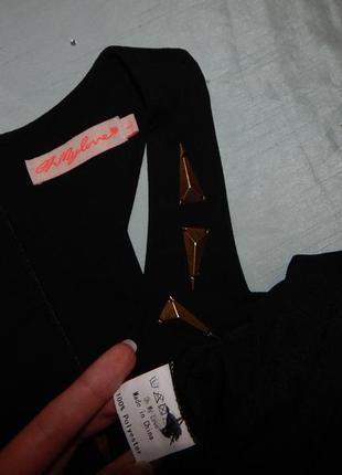 Oh my love платье модное стильное р л 12-14