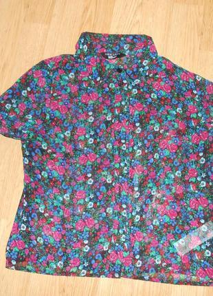 Блуза-тиншот на девочку 12 лет