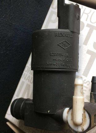 Б/у насос омывателя стекла Renault 8200194414