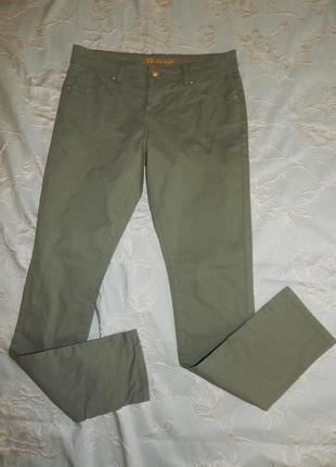 Denim co джинсы skinny стильные модные р 12