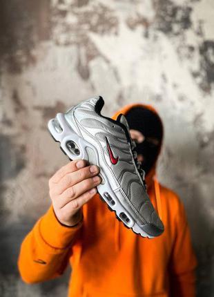 """Nike air max tn plus""""silver"""""""