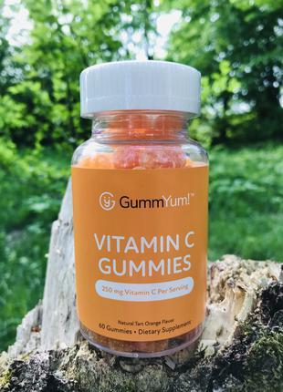 Детские жевательные таблетки с витамином C. GummYum!