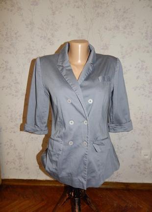 Topshop пиджак, жакет стильный модный р10